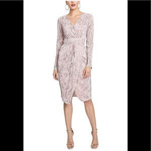 RACHEL Rachel Roy dress,Silvia,blush silver,NWT